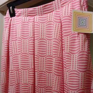 LuLaRoe retro Madison skirt